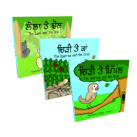 Fascinating Folktales of Punjab Set 1 (Books 1-3)